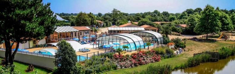 Camping Vendée **** à SAINT-JULIEN-DES-LANDES Pays de la Loire