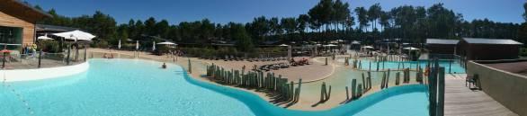Camping Landes  à SOUSTONS Aquitaine